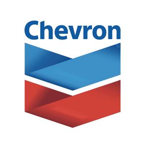 Image of Chevron logo