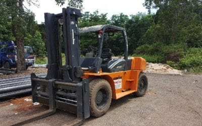 How to survive SafeWork NSW's forklift safety blitz