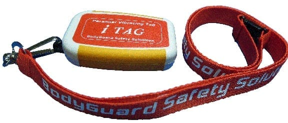 I Tag Proximity Warning System Bodyguard Safety Solutions